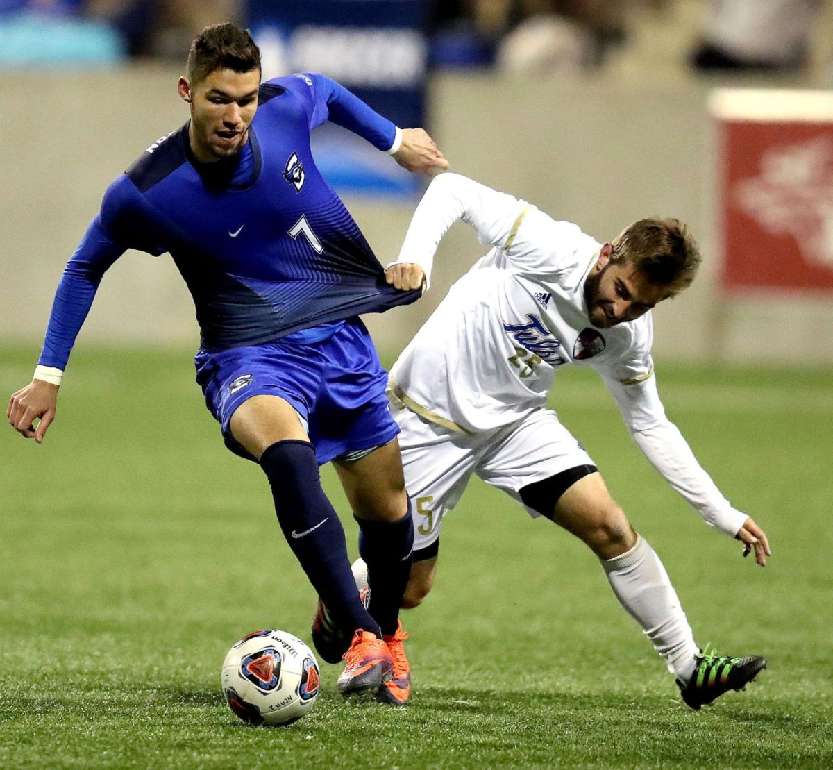 After rough start, Bluejay men's soccer team coming up to ...
