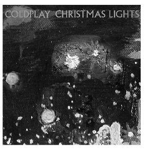 christmas lights coldplay # 13