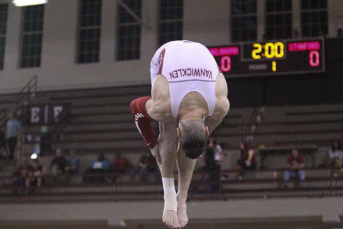 Men's Gymnastics: No. 1 Sooners beat No. 2 Stanford ...
