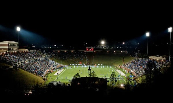 Palmetto Palaces Top 10 High School Football Stadiums In South Carolina Sports