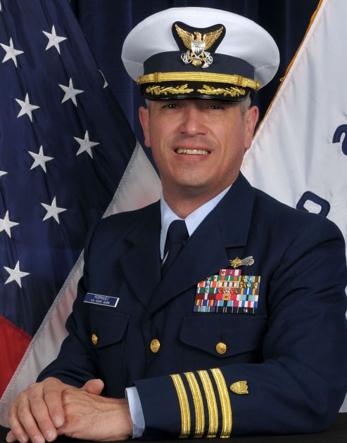 Coast Guard Ousts Local Top Officer Archives