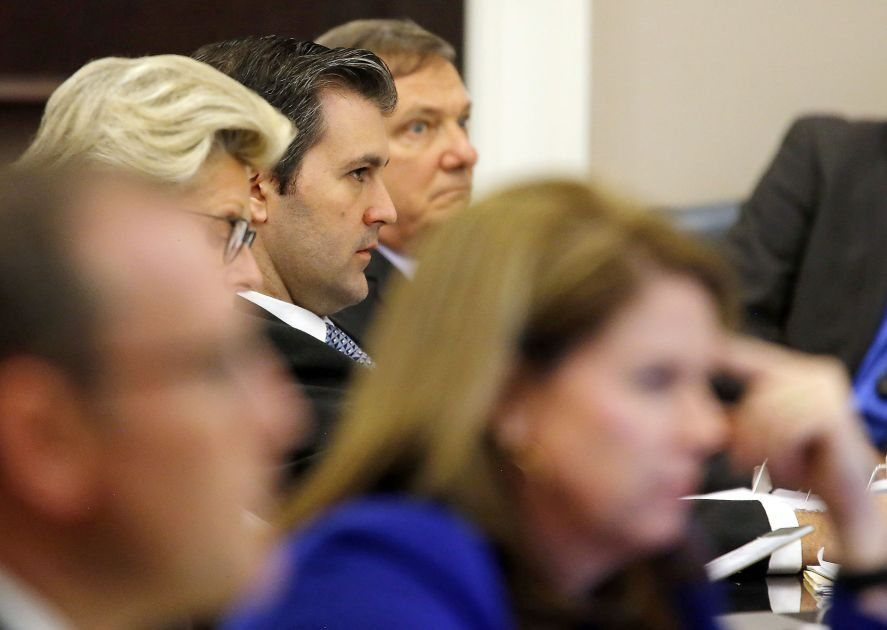 Jury in Michael Slager murder trial nearly all white ...