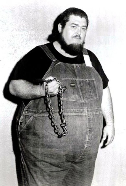 Haystacks Calhoun Was A True Giant In The Wrestling