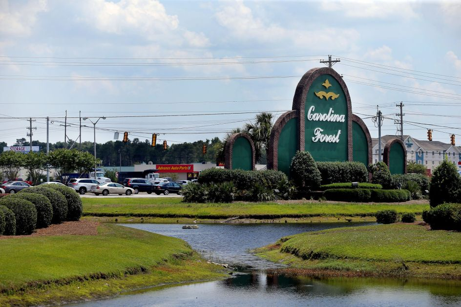 Is It Time For Fast Growing Myrtle Beach Area Community To