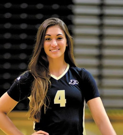 Purdue Volleyball Player To Watch Sam Epenesa Sports