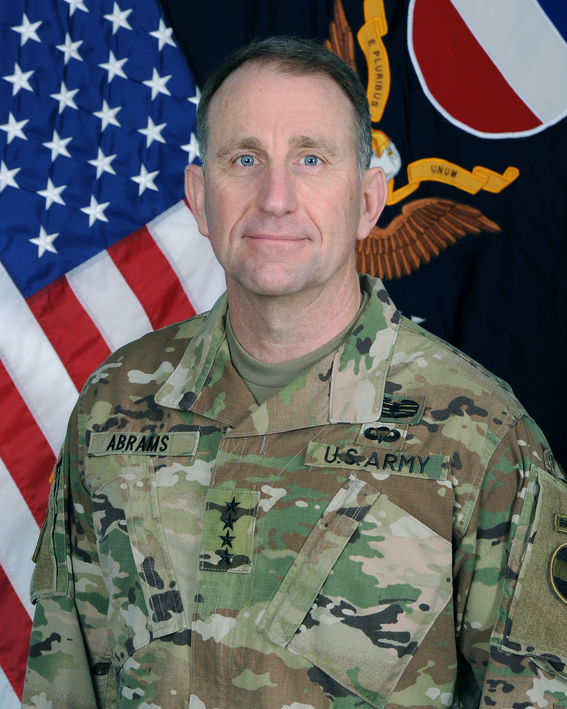 First Army Hosts Four Star Forscom Commander At Mission