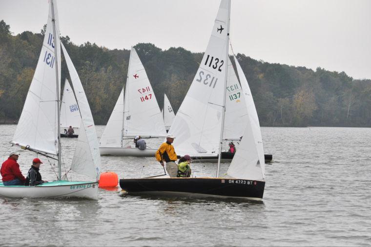 Mohican Sailing Club Halloween Regatta Sails To Spirited