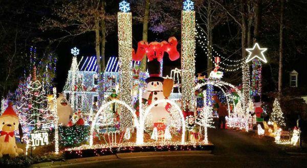 christmas lights usa # 92