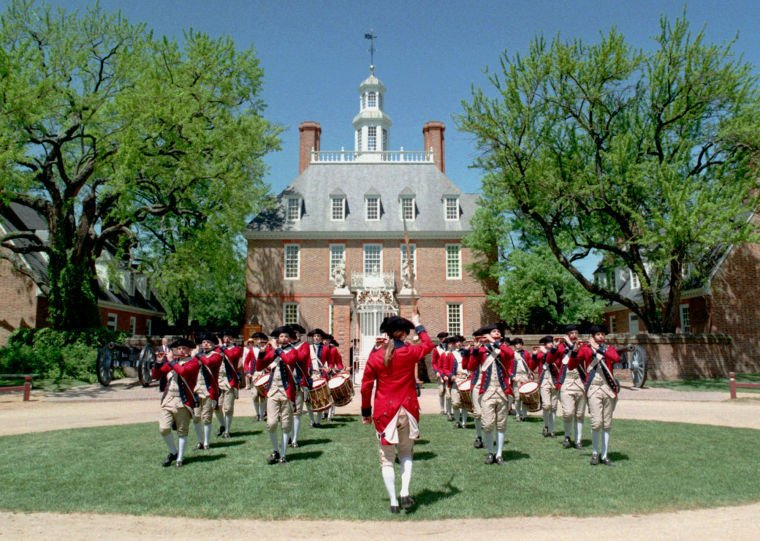 Image result for colonial williamsburg