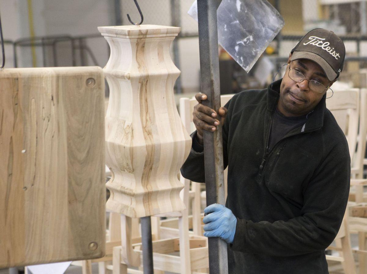 bassett furniture rebounds business