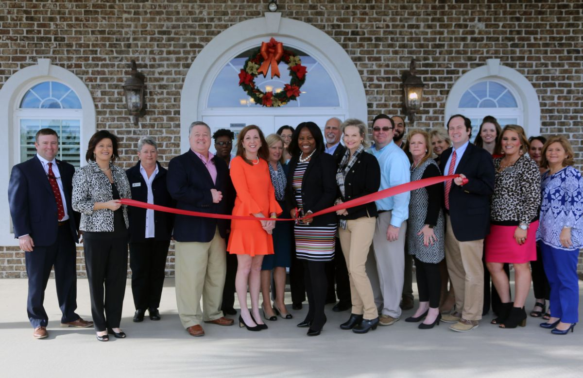 Greater Pee Dee Realtor Association holds ribbon cutting ...