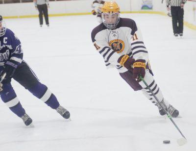 Three stars: Boys hockey starts season with pair of home ...