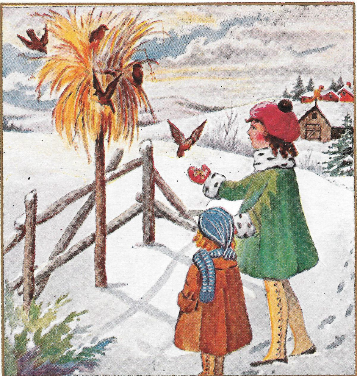 Nearly Lost Norwegian Yuletide Traditions Lifestyle