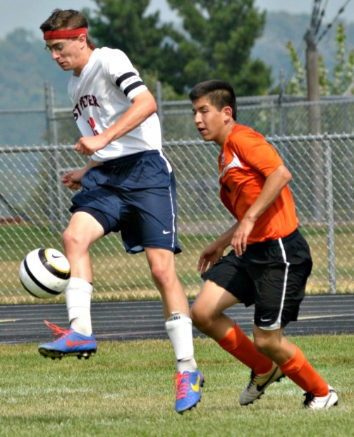 St. Peter boys soccer shuts out 1st 2 opponents | Sports ...