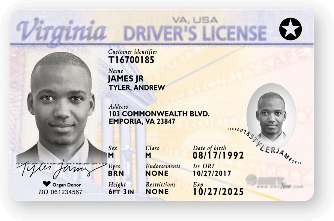 Check point: New Virginia driver's licenses will be needed ...