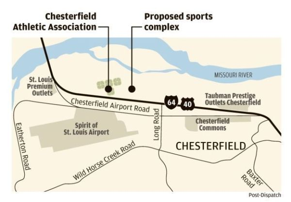Chesterfield narrowly approves plans for massive youth ...