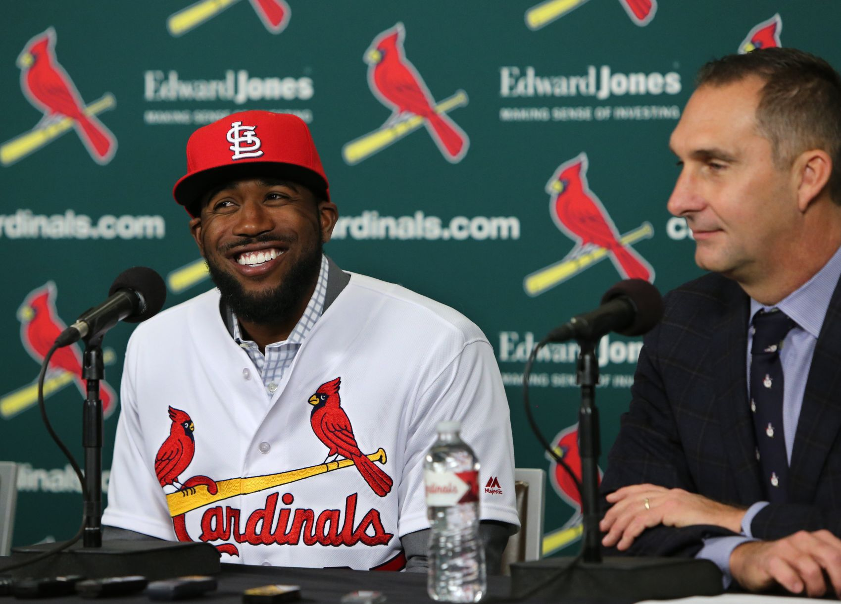 Image result for dexter fowler cardinals