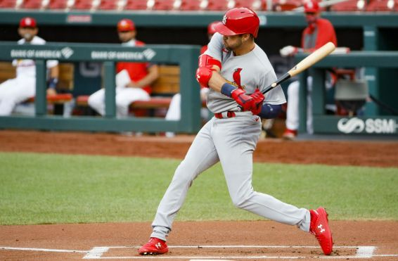 Driven to play: Cardinals literally hit the road to restart their season |  St. Louis Cardinals | stltoday.com