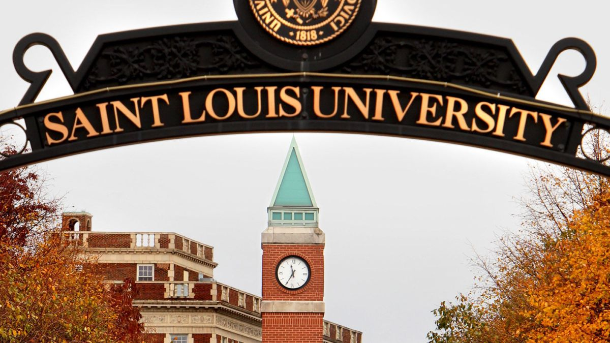 St. Louis University renames business school after ...