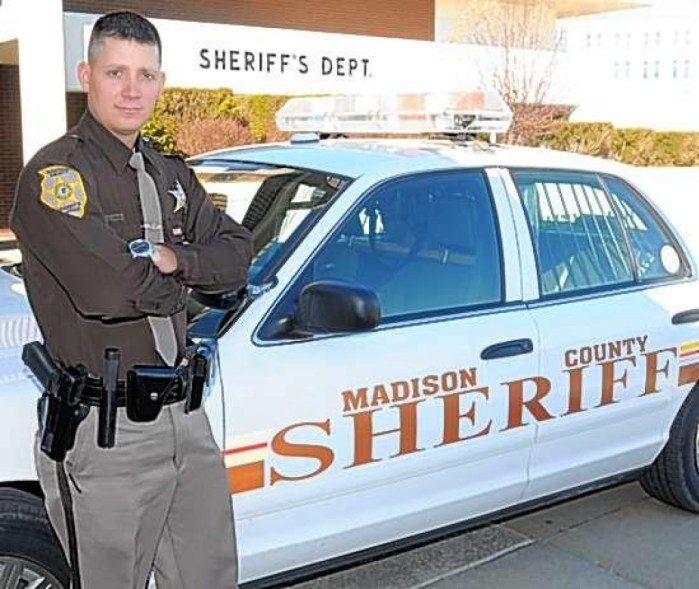 Madison County Sheriff's Department honored for pro ...