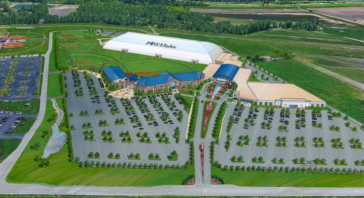 Sinquefields to chip in $6M for Chesterfield sports ...