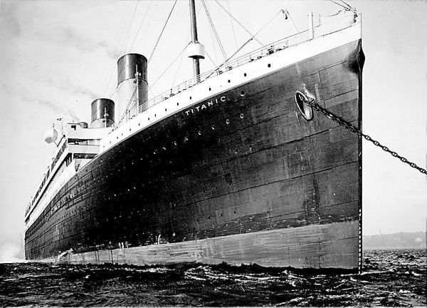 1912: 7 days of original coverage on the sinking of the ...