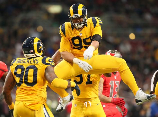 Image result for aaron donald picture
