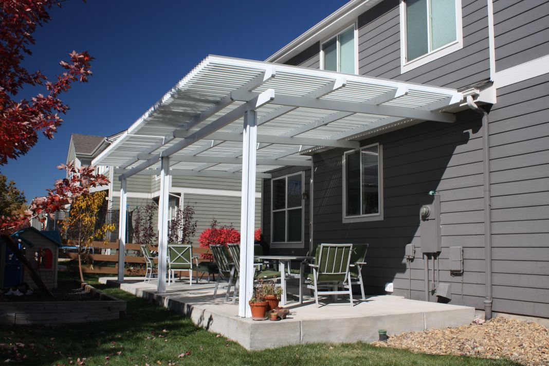 new options for outdoor shading