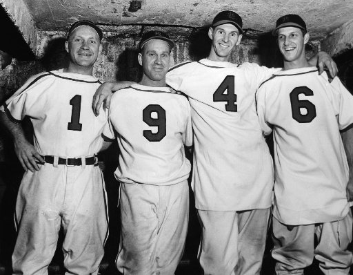 St 1946 Louis Cardinals Uniforms