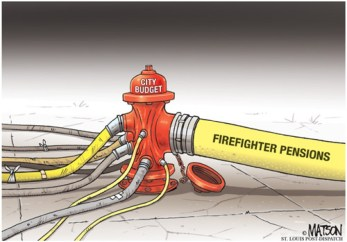 Image result for firefighter pensions