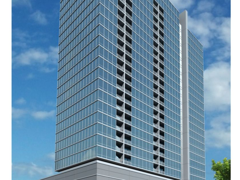 High-rise Apartments Planned For Clayton