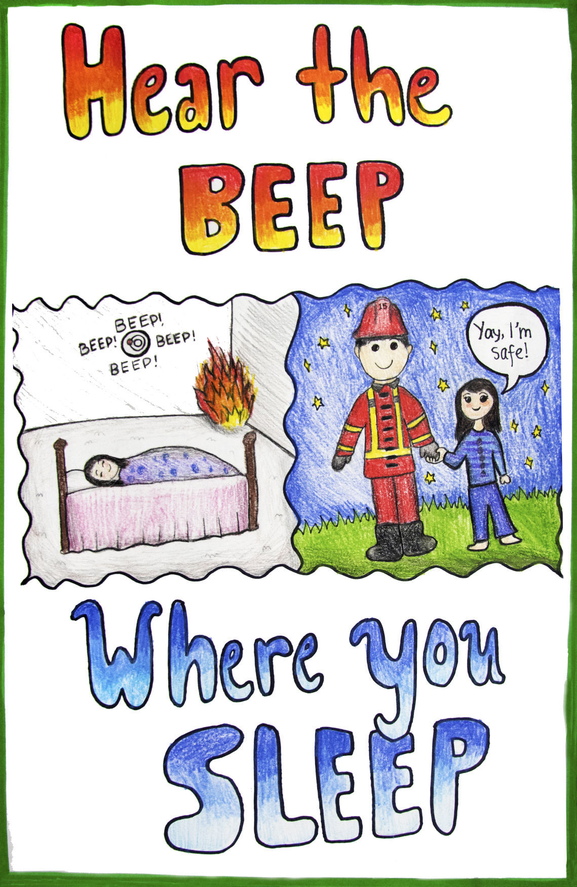 Plymouth Announces Winners Of The Fire Prevention Poster