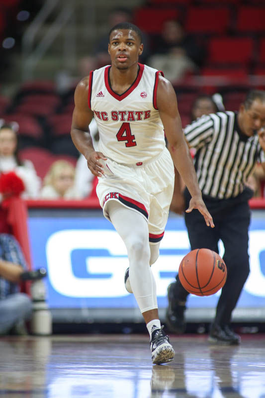 RED: Dennis Smith Jr. relishes opportunity to shine ...