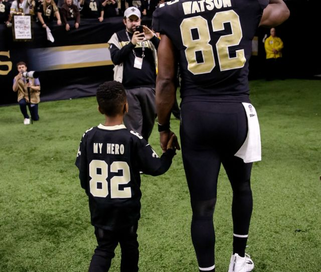 A Pros Pro How Saints Te Ben Watson Built A Name For Himself On Field In Locker Room Saints Theadvocate Com