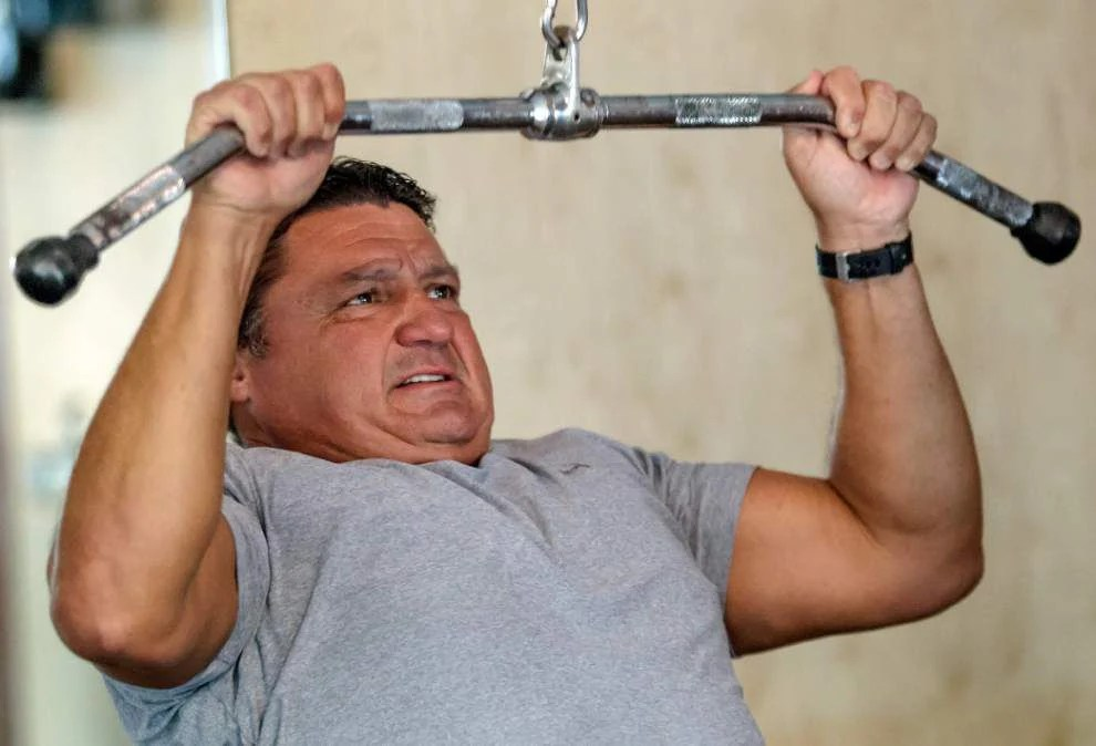 Image result for ed orgeron