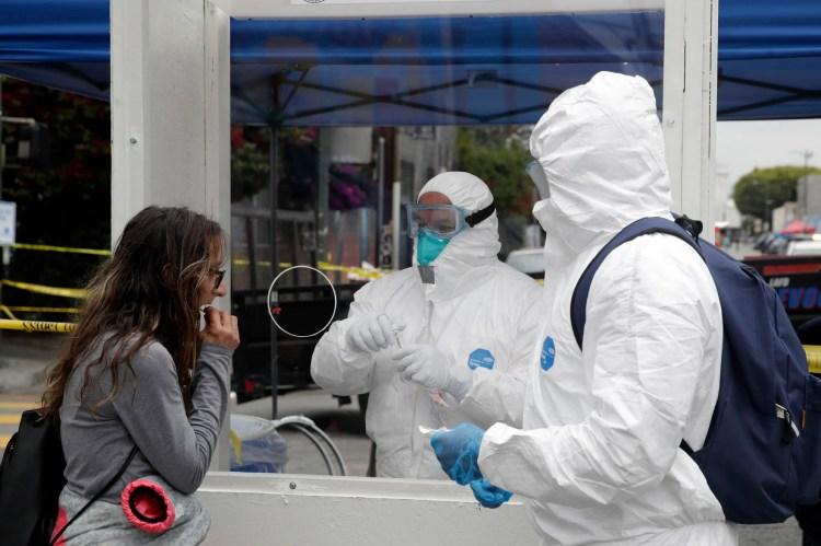 California sees coronavirus numbers increase