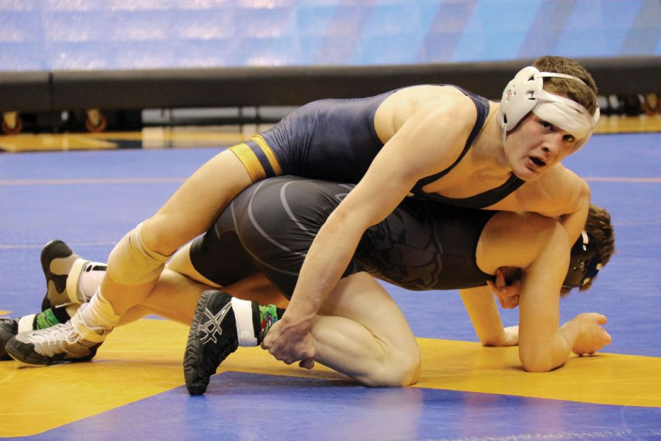 WVUs Moisey Still Chasing National Champ Tomasello Sports
