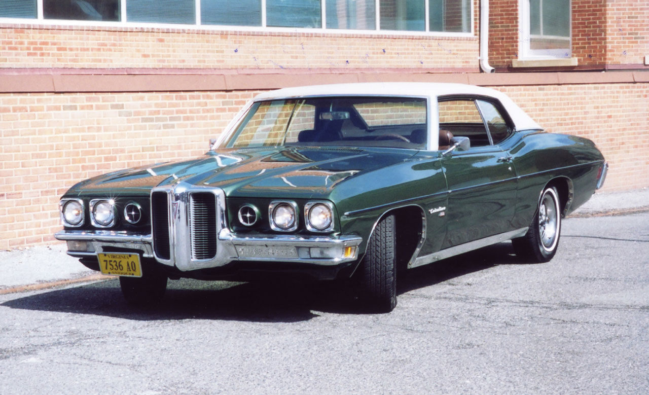 CLASSIC CARS  1970 Pontiac Catalina  a coupe for carpools and family     CLASSIC CARS  1970 Pontiac Catalina  a coupe for carpools and family trips