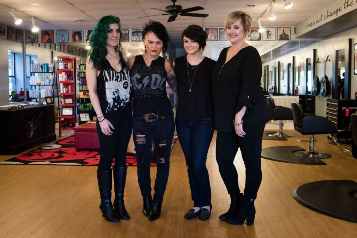 New Wave Salons Are To Dye For