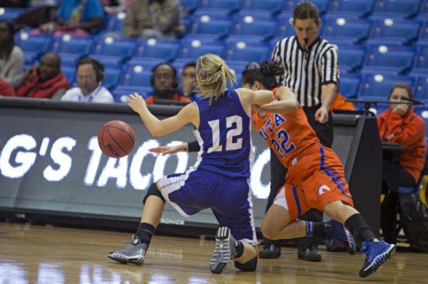 Women's basketball loses to Abilene Christian University ...