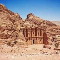 Get lost in the historical beauty of Petra, Jordan; Jennifer Cox; Suburban
