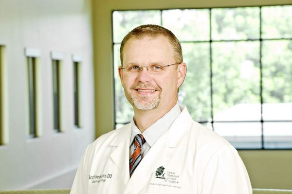Health: Scott Hendrickson, CANCER TREATMENT CENTERS OF ...