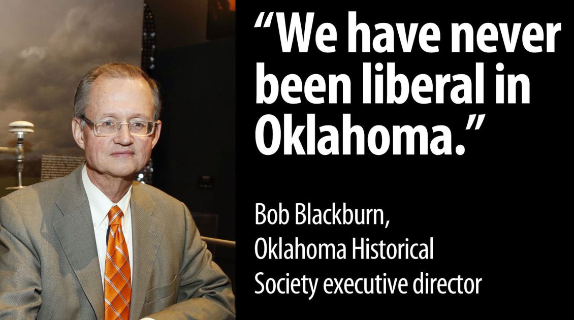 Democrat or Republican, Oklahoma has always been ...