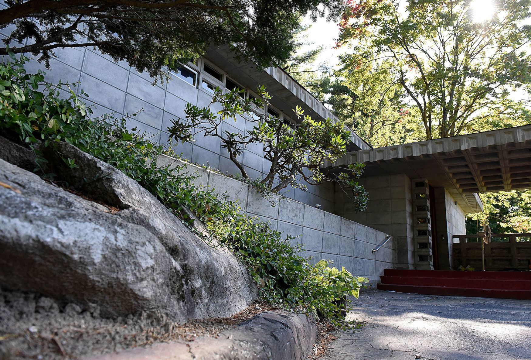 Manchester Family S Frank Lloyd Wright House Goes On The Market For The First Time Human Interest Unionleader Com