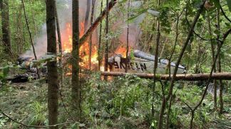 Plane Crash in George Kills Family of Five as They Traveled to a Funeral in Indiana