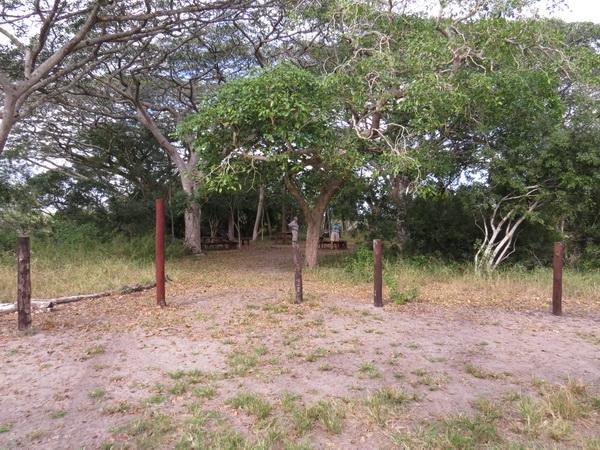 Picnicing in Tembe
