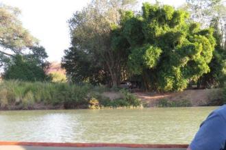 Campsite 13, Kunene River Lodge