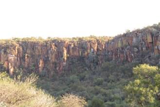 Waterberg Cliffs