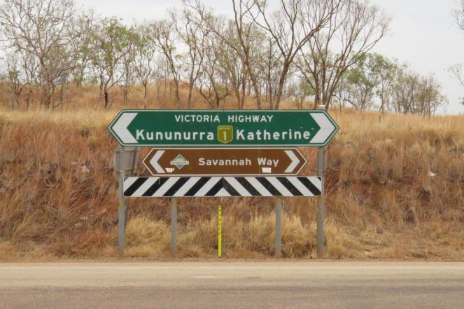 Katherine to Victoria River
