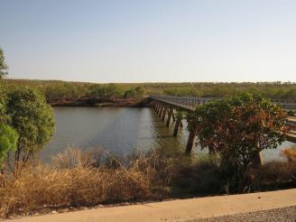 Victoria River, Timber Creek